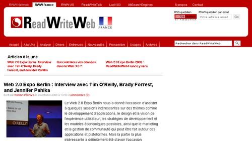 ReadWriteWeb France